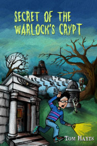Cover - Secret of the Warlock's Crypt